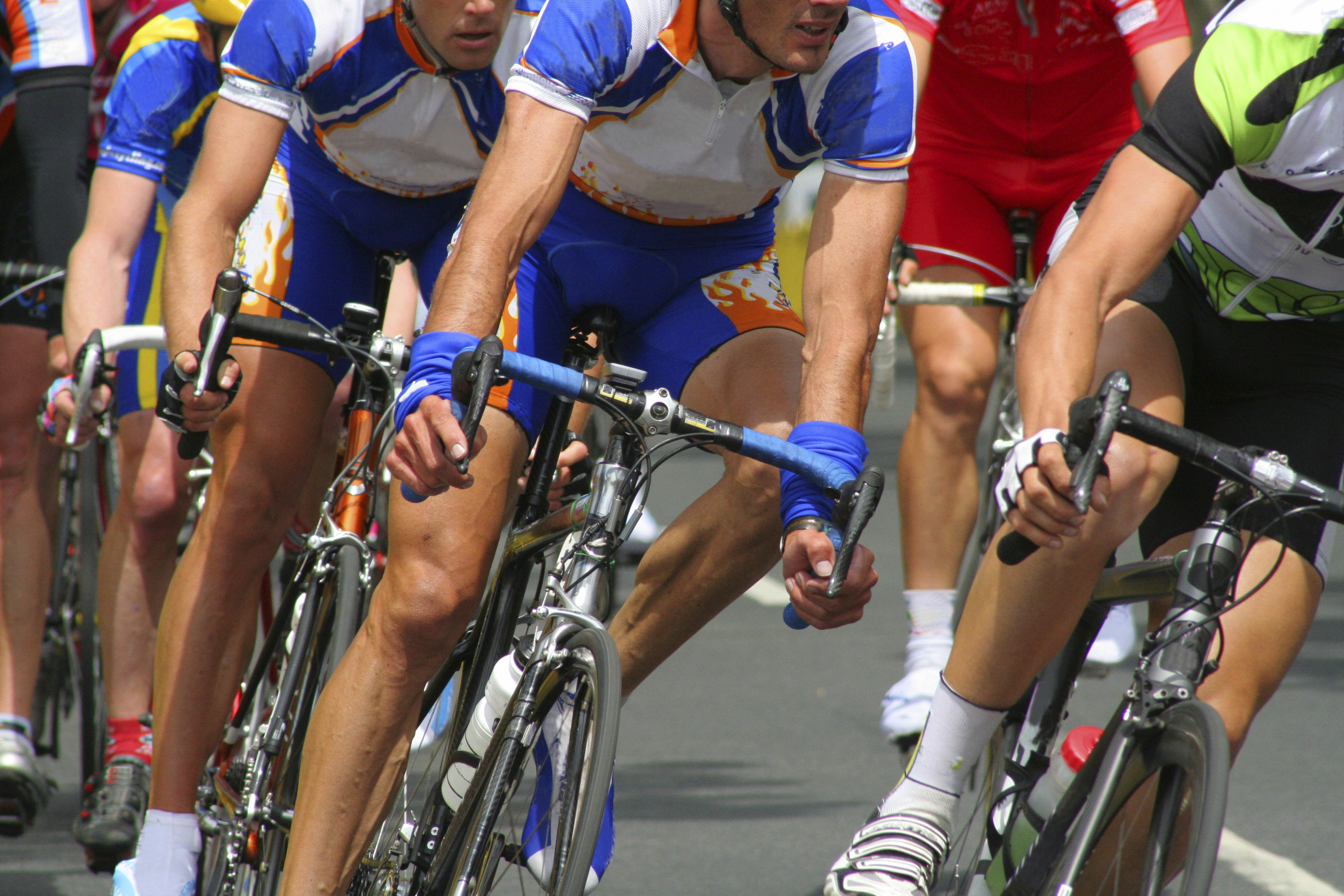 Can Cycling Slow the Aging Process?