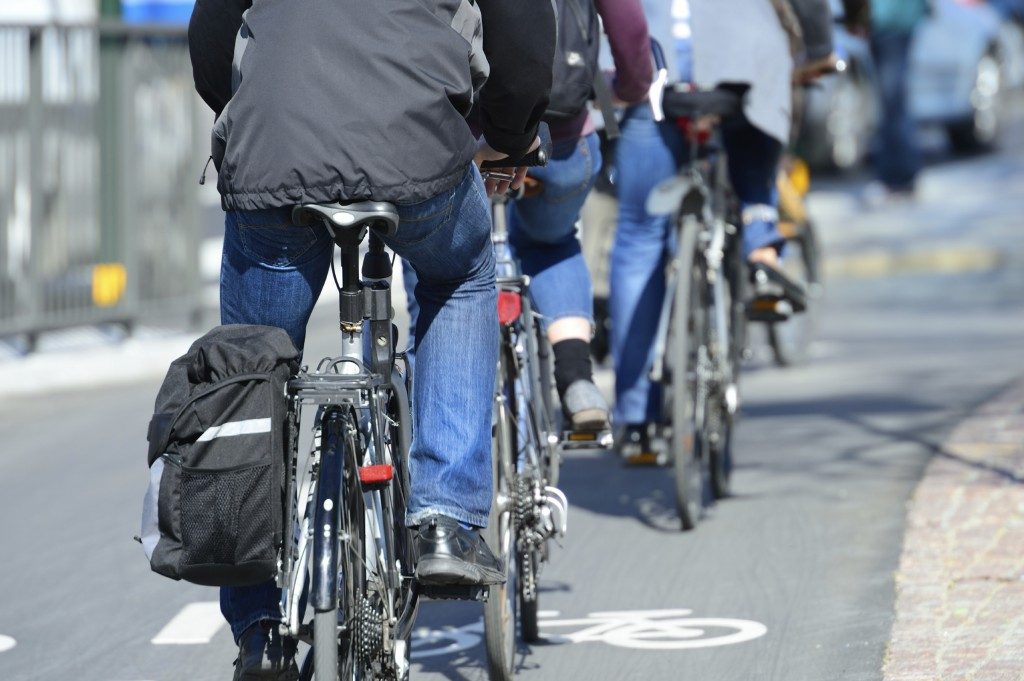Caltrans Holds Multi-Modal Field Trip to Celebrate New Bike/Pedestrian Plan