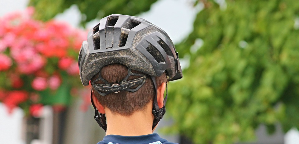 Wearing a bike helmet is one of the most important safety rules of cycling. It can mean the difference between life and death in the event of a cycling accident.